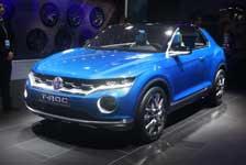 2014北京车展原创视频:大众T-ROC概念车