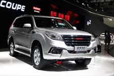 2014北京车展原创视频:哈弗H9