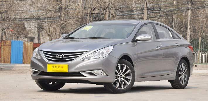 现代索纳塔八最高优惠3万现车销售
