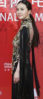 第四届北京国际电影节闭幕红毯女星