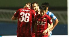 武磊两助攻伤退海森头顶脚踢 富力2-2东亚