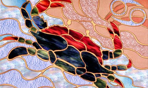 属龙巨蟹座微信头像图片
