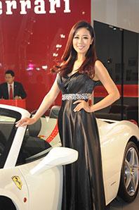 法拉利车模
