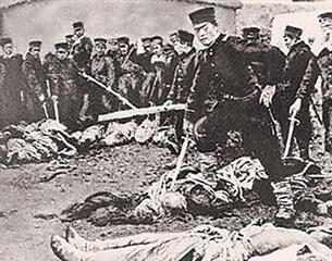 英冒险家记录甲午旅顺大屠杀