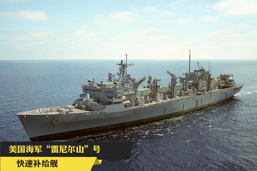 深度分析电子侦察船中国国产新型电子侦察船