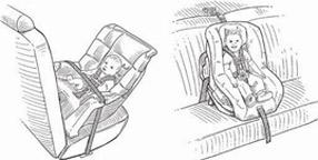 儿童安全座椅被忽视 车主仍存在认识误区