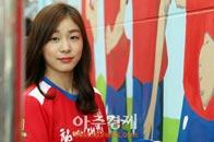 金妍儿画壁画助韩国