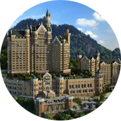 城堡酒店:圆你儿时公主梦