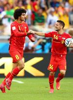 比利时2-1阿尔及利亚
