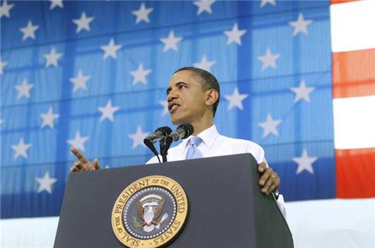 奥巴马看望参与突袭拉登的特种部队士兵