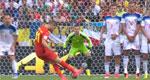 俄罗斯0-1比利时