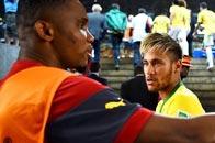 图看世界杯24日:巨星交接