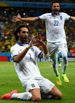 希腊2-1科特迪瓦