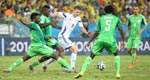 波黑0-1尼日利亚