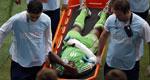 巴巴顿德被队友踢骨折