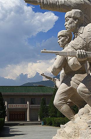 探寻察哈尔革命纪念馆