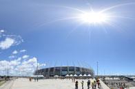 全景世界杯:卡斯特劳球场外