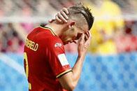 回顾比利时本届世界杯