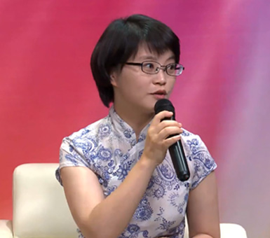 王娟 搜狐职场一言堂 搜狐教育