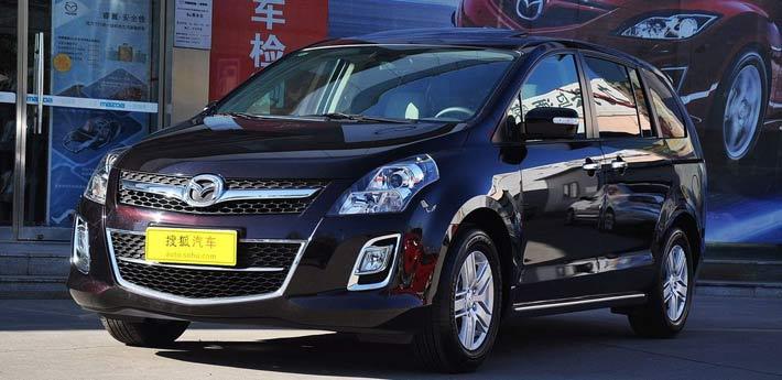 马自达Mazda8降价0.4万 现车较少!