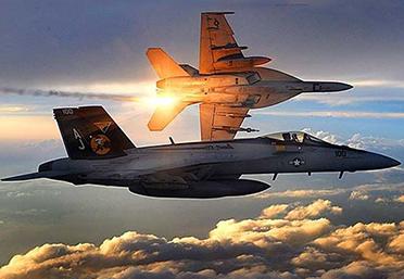 美军第二轮空袭伊拉克 摧毁IS迫击炮和车队