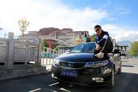 西藏 天路