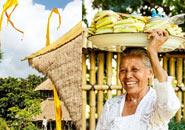 巴厘岛寻找神与自然的平衡