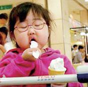 警惕儿童肥胖症