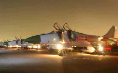 海军东海舰队航空兵一架飞机