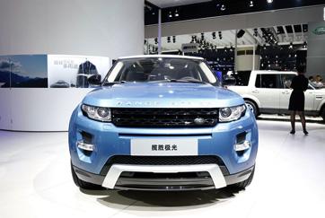 想赢,先学会迎合 2014广州车展豪华车篇