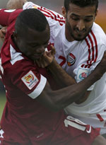 阿联酋4-1卡塔尔