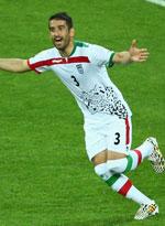 伊朗2-0巴林