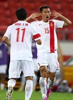 中国2-1乌兹别克