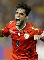阿曼 1-0 科威特