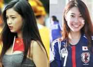 小组赛美女球迷