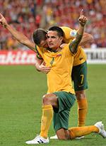 中国 0-2 澳大利亚