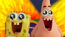 真人版《海绵宝宝3D:海陆大出击》主题曲爆笑来袭!