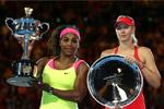 小威16连胜莎娃夺澳网第6冠 大满贯第19冠