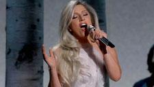 致敬《音乐之声》50周年!Lady Gaga奥斯卡开唱