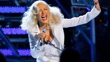 灵魂歌姬Christina Aguilera格莱美震撼献唱