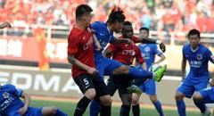 埃杜阿尔多救主 申鑫1-1平辽足终结6连败
