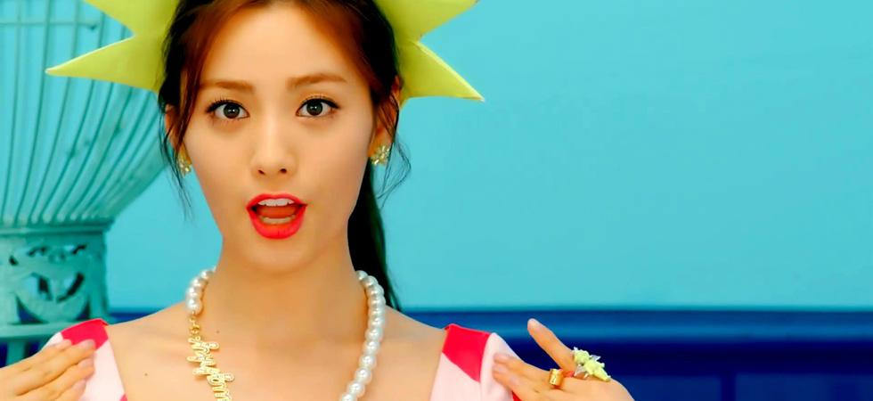 [k-story韩国之旅]可爱的韩国女团橙子焦糖的娜娜