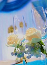 蓝色主题婚礼策划方案