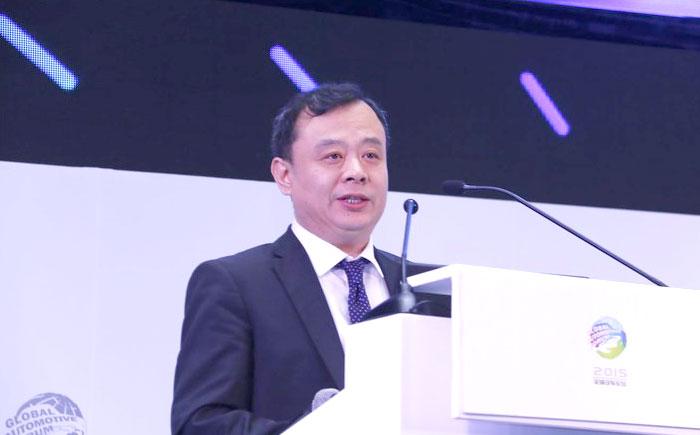 中国国际贸易促进委员会汽车行业委员会会长王侠