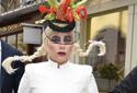 Gaga造型怪异拉风