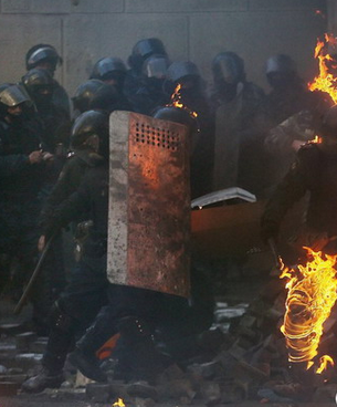 乌克兰冲突