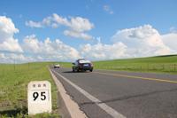 最美的草原公路之达达线