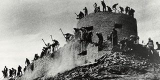 经典战役馆:百团大战