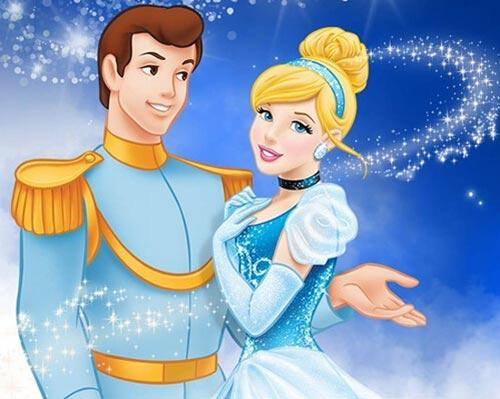 迪士尼拍真人版《白马王子》