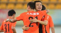 冯仁亮梅开二度 人和主场2-0建业6轮不败